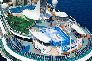 Best Cruise Ship Sun Decks Best Cruises - Biggest and best cruise ships